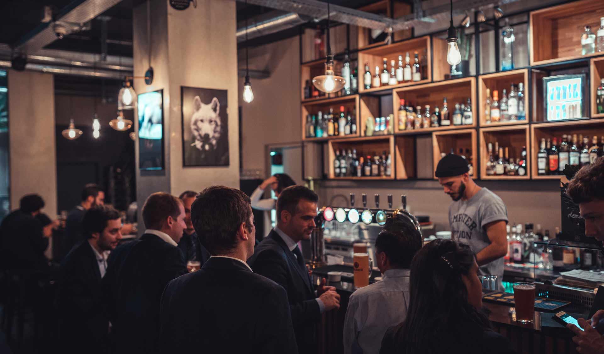 Kulture Lounge Bar à Genève